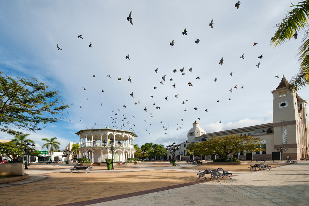 Plaza-Independencia-Puerto-Plata